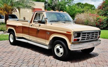 1985 Ford F350 2WD Regular Cab for sale 100981671