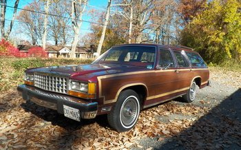 1985 Ford LTD Country Squire Wagon for sale 100834938