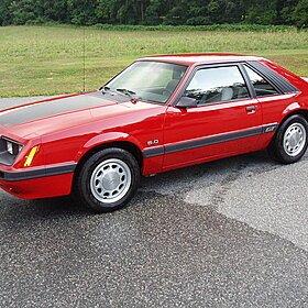 1985 Ford Mustang Hatchback for sale 100850493