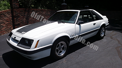 1985 Ford Mustang Hatchback for sale 101000013