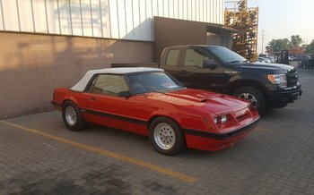 1985 Ford Mustang GT Convertible for sale 101001001
