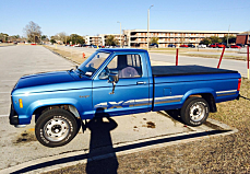 1985 Ford Ranger 4x4 Regular Cab for sale 100943552