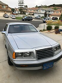 1985 Ford Thunderbird for sale 100907140