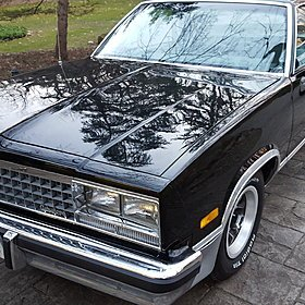 1985 GMC Caballero for sale 100752853