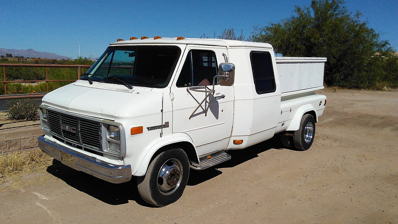 1985 GMC G3500 Vandura for sale 100880365