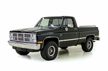 1985 GMC Sierra 1500 4x4 Regular Cab for sale 100998936