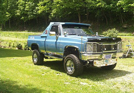 1985 GMC Sierra C/K1500 4x4 Regular Cab for sale 100793677