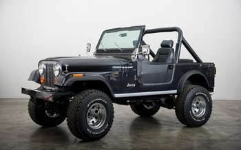 1985 Jeep CJ 7 for sale 101002529