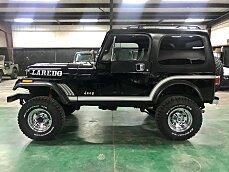 1985 Jeep CJ 7 for sale 101009309