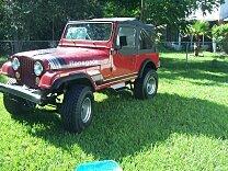 1985 Jeep CJ 7 for sale 101017723