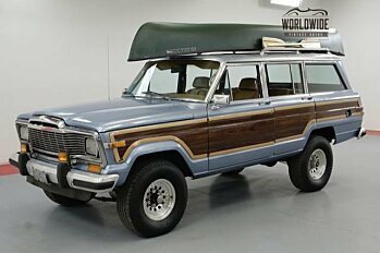 1985 Jeep Grand Wagoneer for sale 101009651