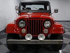 1985 Jeep Scrambler for sale 100814801