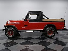 1985 Jeep Scrambler for sale 100814801