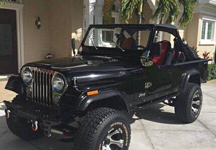 1985 Jeep Scrambler for sale 100844473