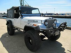 1985 Jeep Scrambler for sale 100905341