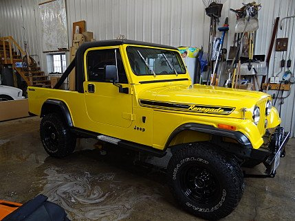 1985 Jeep Scrambler for sale 100956714