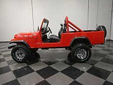 1985 Jeep Scrambler for sale 100975633