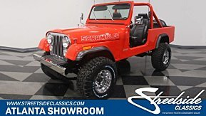 1985 Jeep Scrambler for sale 100975633