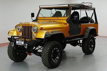 1985 Jeep Scrambler for sale 101050342