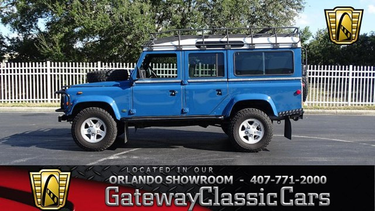 classic defender import louisiana sale rover cars bossier for car land near