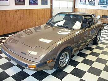 1985 Mazda RX-7 for sale 100850602