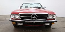 1985 Mercedes-Benz 280SL for sale 100880546