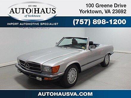 1985 Mercedes-Benz 280SL for sale 100977054