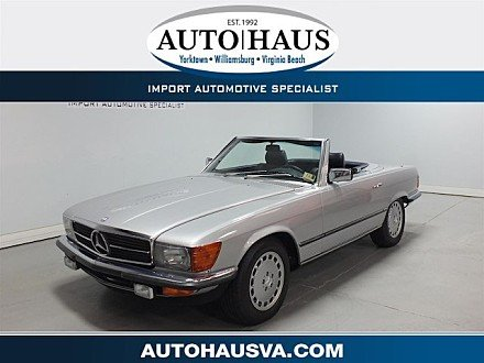 1985 Mercedes-Benz 280SL for sale 101023386