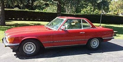1985 Mercedes-Benz 280SL for sale 100992702
