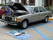 1985 Mercedes-Benz 300D Turbo for sale 100973975