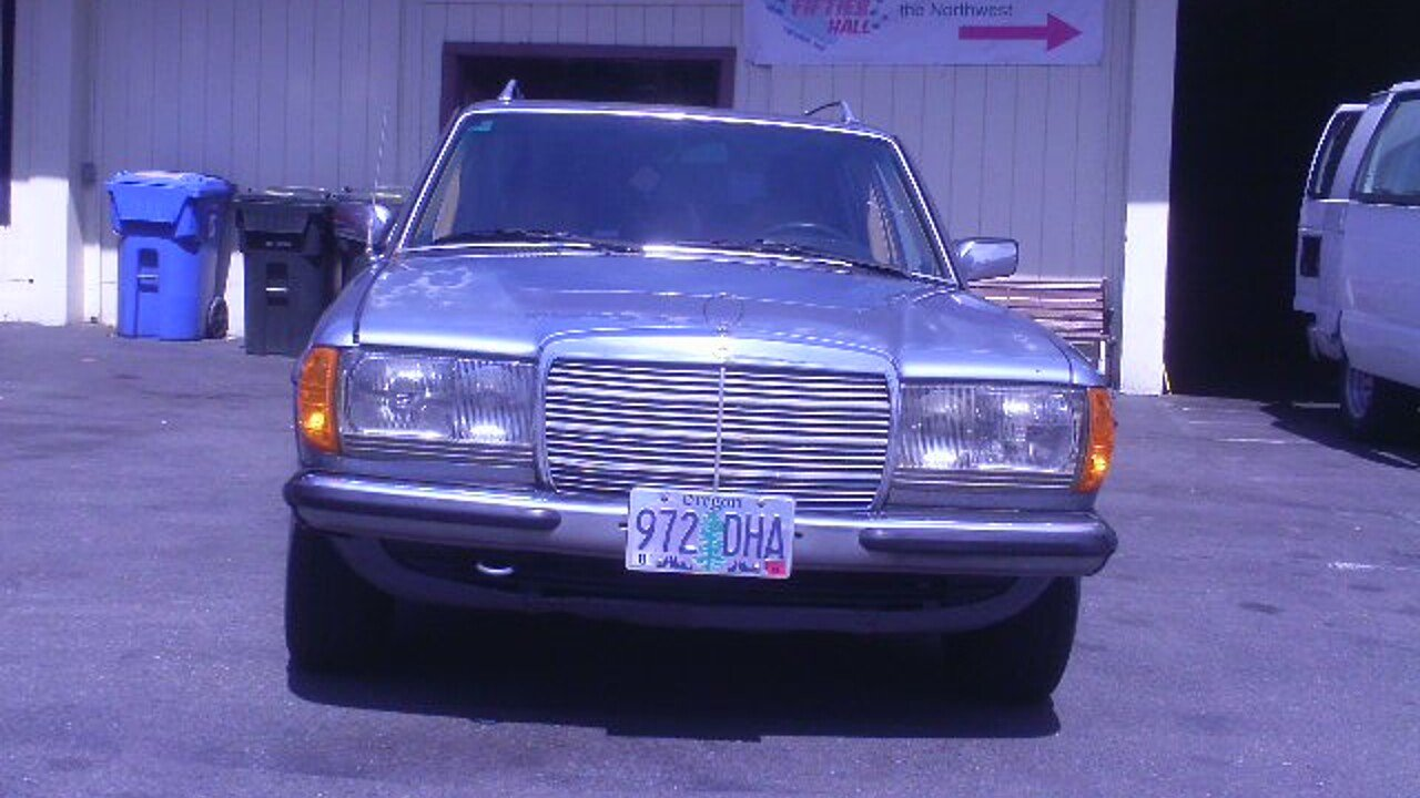 1985 Mercedes-Benz 300TD for sale 100997160