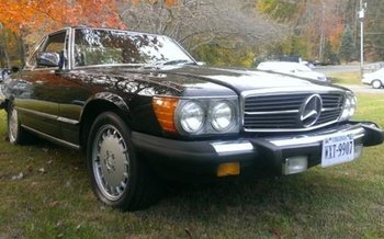 1985 Mercedes-Benz 380SL for sale 100728872