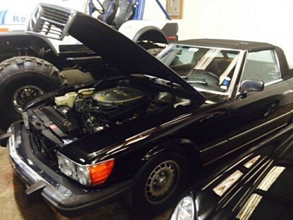 1985 Mercedes-Benz 380SL for sale 100728930