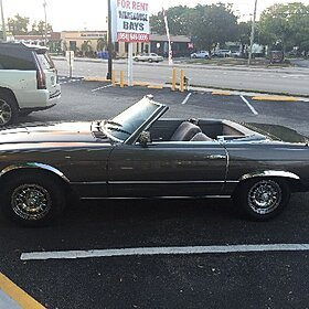1985 Mercedes-Benz 380SL for sale 100751384