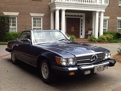 1985 Mercedes-Benz 380SL for sale 100760309