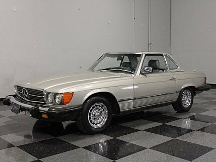 1985 Mercedes-Benz 380SL for sale 100760461