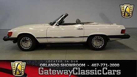 1985 Mercedes-Benz 380SL for sale 100773054