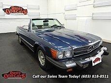 1985 Mercedes-Benz 380SL for sale 100784358