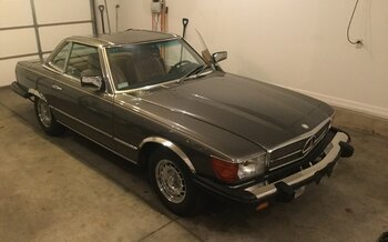 1985 Mercedes-Benz 380SL for sale 100843058