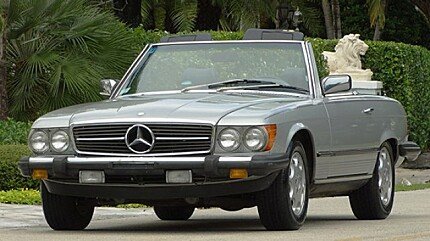 1985 Mercedes-Benz 380SL for sale 100848418