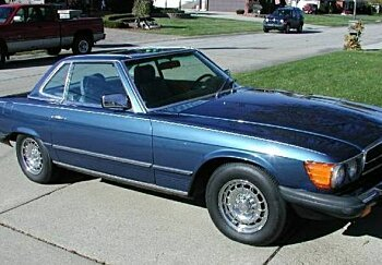 1985 Mercedes-Benz 380SL for sale 100792107