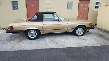 1985 Mercedes-Benz 380SL for sale 100838616
