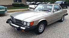 1985 Mercedes-Benz 380SL for sale 100780849