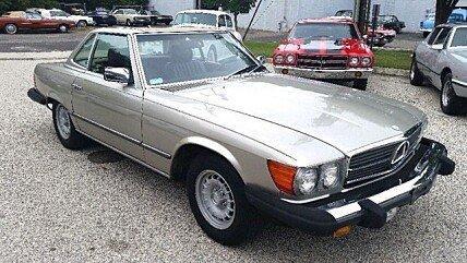 1985 Mercedes-Benz 380SL for sale 100780849