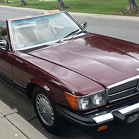 1985 Mercedes-Benz 380SL for sale 100788295