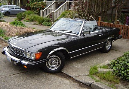 1985 Mercedes-Benz 380SL for sale 100849412