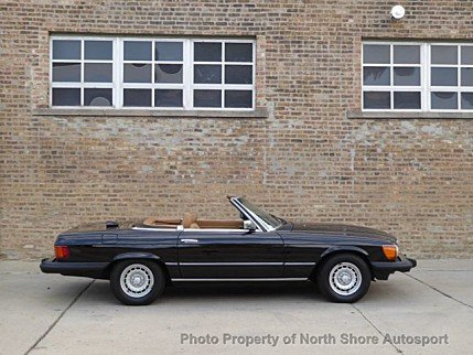 1985 Mercedes-Benz 380SL for sale 100878397