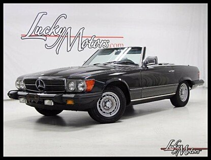 1985 Mercedes-Benz 380SL for sale 100890138