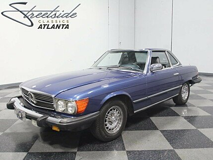 1985 Mercedes-Benz 380SL for sale 100894643