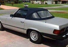 1985 Mercedes-Benz 380SL for sale 100914727